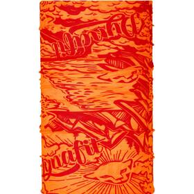 Dynafit Logo Scaldacollo Tubolare, arancione